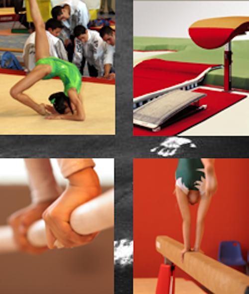 Gymnastique artistique f minine - Table de saut gymnova ...